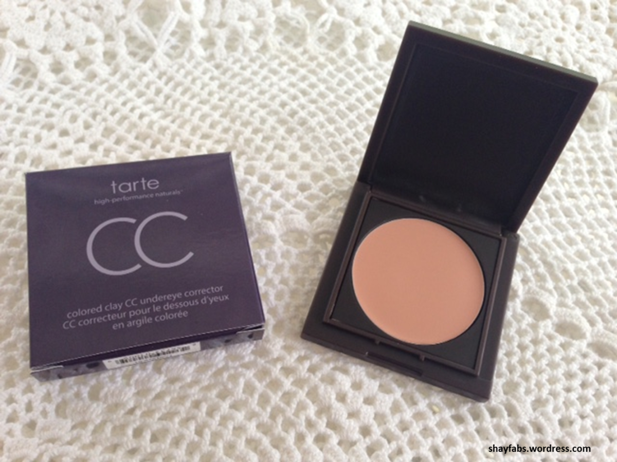 Tarte Colored Clay Undereye Corrector: Review