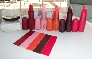 MAC Giambattista Valli Lipsticks