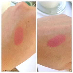 YSL Lipstick Swatches