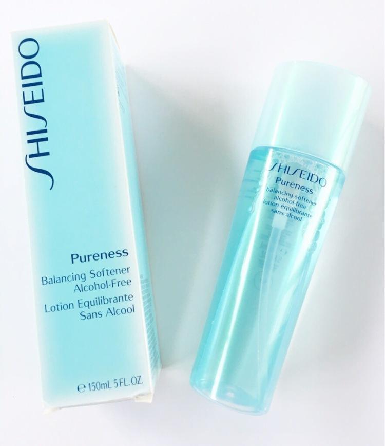 Shiseido Skin Care Reviews