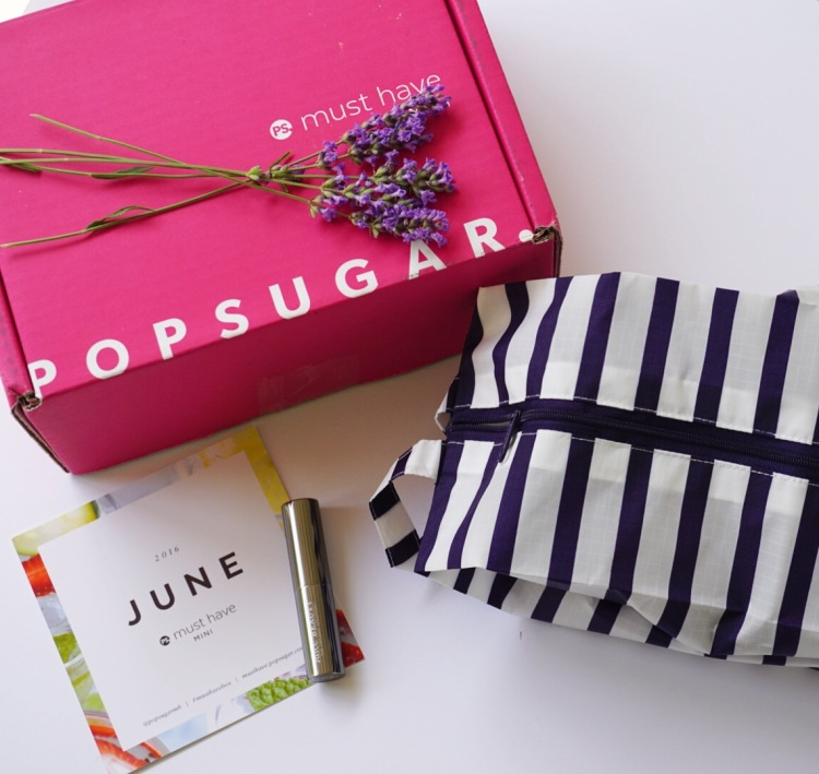 PopSugar Must Have Mini June 2016