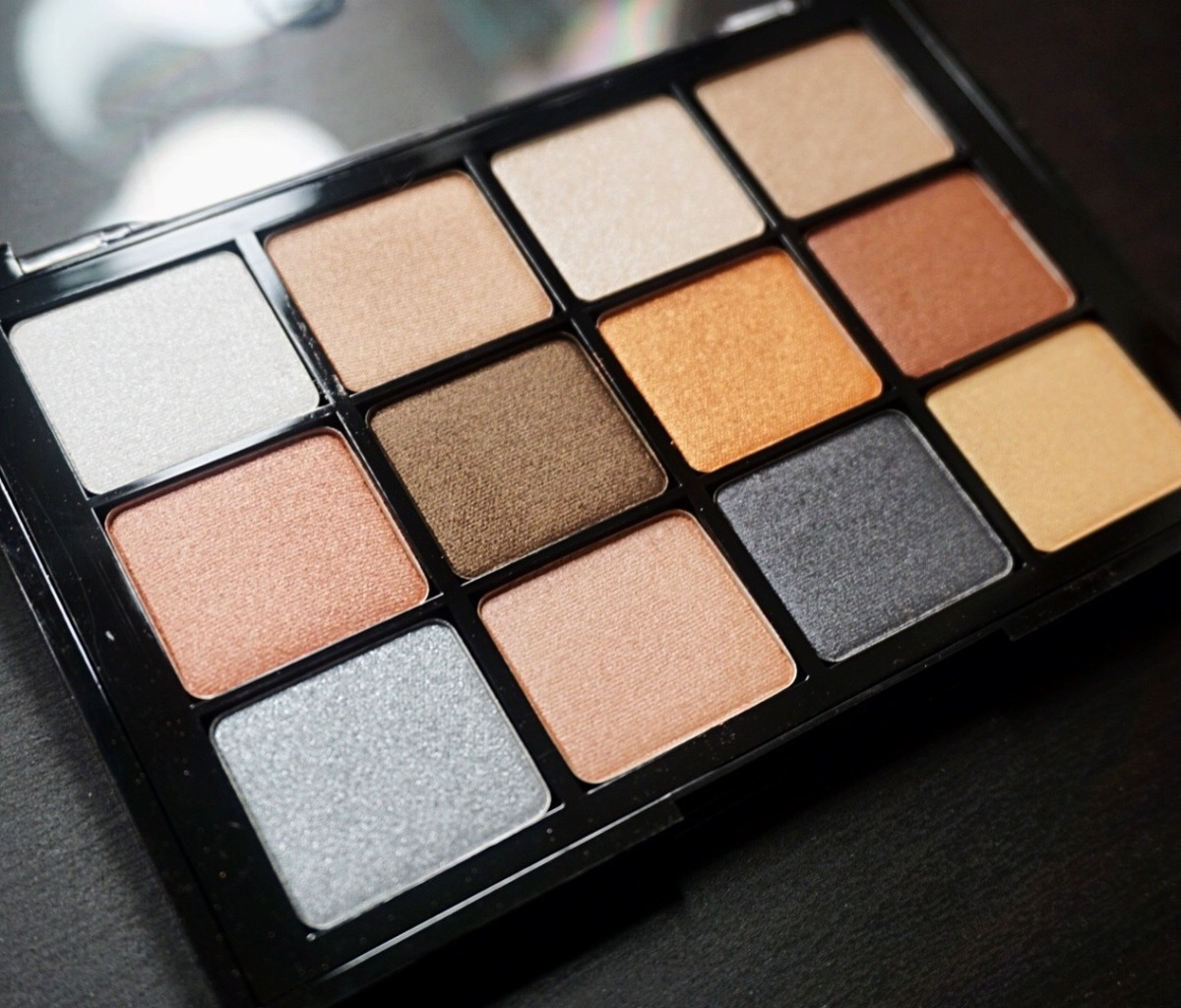 Viseart Sultry Muse Eyeshadow Palette Review & Swatches