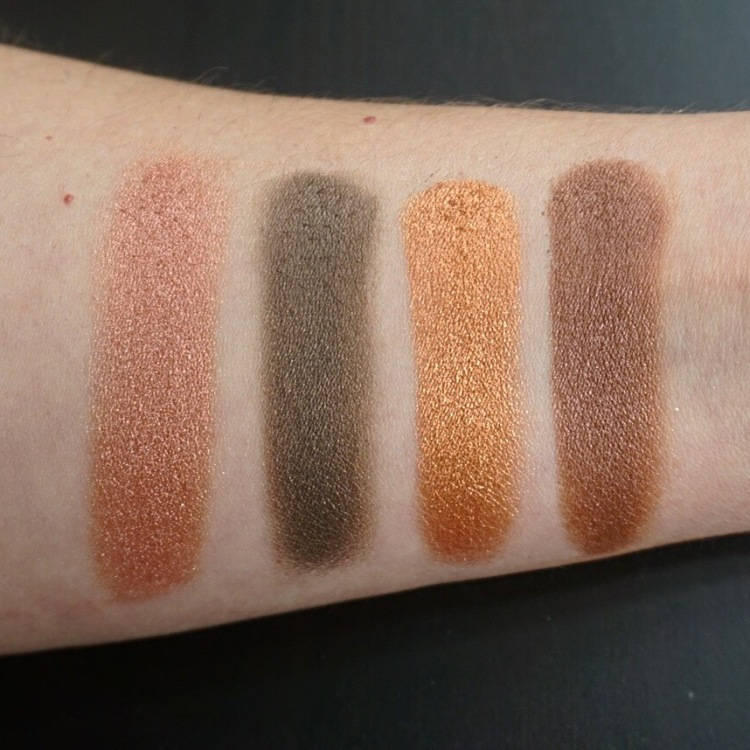 Viseart Sultry Muse Eyeshadow Palette